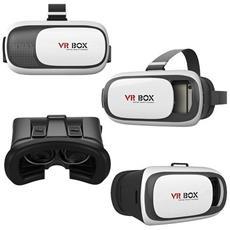 "Vr Box Occhiali Realta Virtuale 3d Simulatore Virtual Ios Android 4.3"""" A 5.8"""""