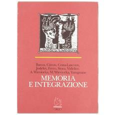 Memoria e integrazione. Memoria dei popoli e nuova immigrazione in Europa