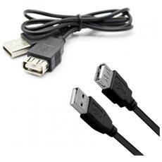 Cavo Prolunga USB A Maschio / A Femmina 3 m Colore Nero