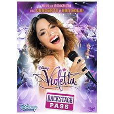 Dvd Violetta - Backstage Pass