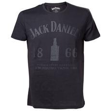 Jack Daniel's - 1866 Black (T-Shirt Unisex Tg. M)
