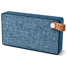 Rockbox Slice Fabriq Edition Speaker Bluetooth - Blu