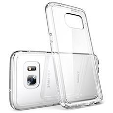 Custodia Samsung Galaxy S7 2016 Release, I-blason Cover [ halo Series] Trasparente Copertura E Paraurti Della Cassa [ antigraffio] (transparente)