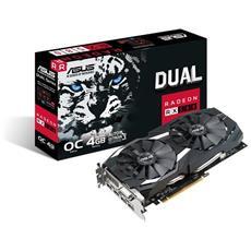 ASUS - Radeon RX 580 4 GB GDDR5 PCI Express 3.0 x16 /...