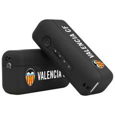 Powerbank Tm-pb2600 2600mah Caricabatterie Prodotto Ufficiale Valencia Calcio