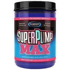 Superpump Max 1.41 Lbs (640g) - Gaspari Nutrition - Pre-allenamento Con Caffeina - Anguria