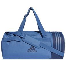 Borse E Zaini Adidas Convertible 3 Stripes Duffel M Borse E Zaini