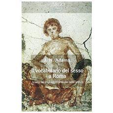 Il vocabolario del sesso a Roma
