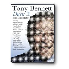 Brd Bennet Tony - Duets Ii-the Great P.