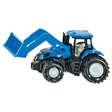 D / C Trattore New Holland+pala