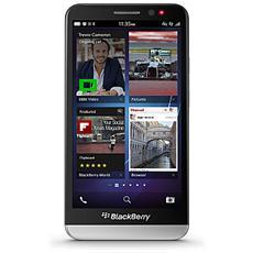 """Z30 Nero 16 GB 4G / LTE Display 5"""" HD Slot Micro SD Fotocamera 8 Mpx BlackBerry Europa"""