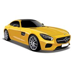 Mercedes Benz Sls Amg Roadster 1:24 (Giallo)