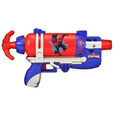 Pistola ad acqua di Spiderman multicolore 20x7x33cm mare spiaggia bambini