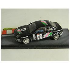 Mwfc01ct Diorama Fiat Coupe'campionato Turism Modellino