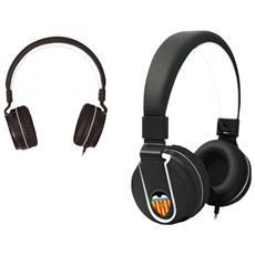 Cuffie Headphone Techmade Tm-ip952-val Con Microfono Valencia Ufficiale