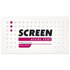 Screen Alcol Test Saliva
