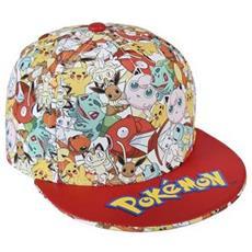 Cappellino Per Bambini Pokemon 105 (58 Cm)