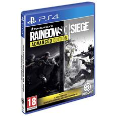 UBISOFT - PS4 - Rainbow Six Siege Advanced Edition
