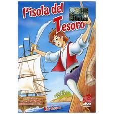 DVD ISOLA DEL TESORO (L') (avo)