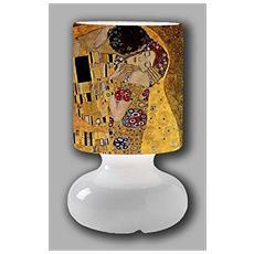 Lampada Da Tavolo Il Bacio Di Klimt