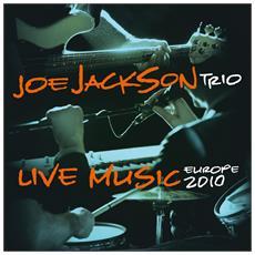 Joe Jackson - Live Music-Europe 2010 (2 Lp)