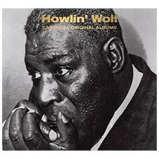 Howlin' Wolf - Essential Original Albums (3 Cd)