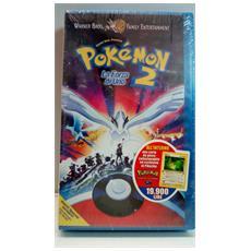Videocassetta Vhs - Pokemon 2 La Forza Di Uno Con Carta Da Gioco Collezionabile Inclusa