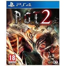 PS4 - A. O. T. Attack On Titan 2