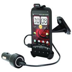 Griffin GC22070, Telefono cellulare / smartphone, Attivo, Auto, Accendisigari, USB