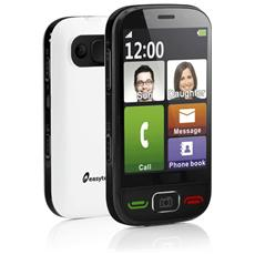 "T900 Bluetooth Display 3.5"" Touchscreen +Slot MicroSD SOS Vivavoce Fotocamera - Nero / Bianco"