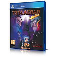 PS4 - Teslagrad