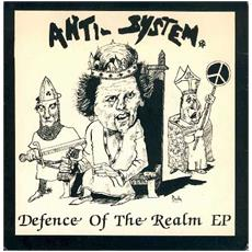 """Anti System - Defence Of The Realm (7"""")"""