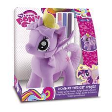 My Little Pony - Peluche Da Colorare Con 4 Pennarelli