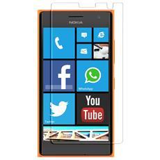 Pellicola in Vetro Temperato per Nokia Lumia 730/735