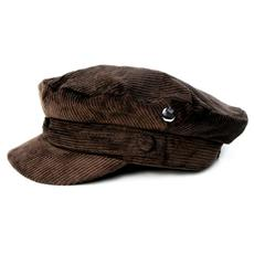 Beatles (The) - Help! Brown Cord With Badge Hdn (Cappello Tg. XL)