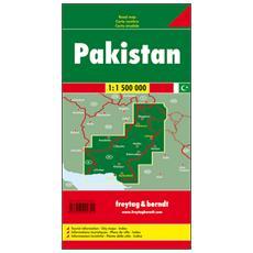 Pakistan 1:1.500.000