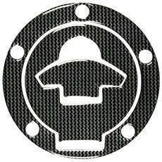 Adesivo Tappo Serbatoio Ducati Carbonio