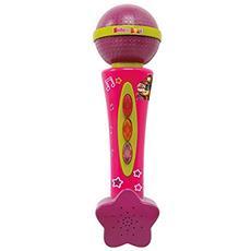 SMB7600520100 Masha e Orso - Microfono Rosa