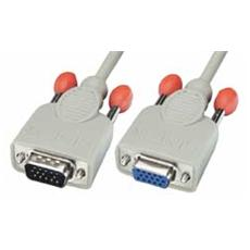 Prolunga Monitor S-VGA DDC2 (15HDM / 15HDF) Premium, 2m