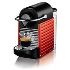 XN3006 Macchina Caffè Nespresso Pixie Serbatoio 0,7 Litri Potenza 1260 Watt Colore Rosso