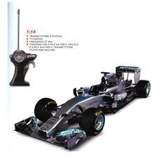 Tech - Mercedes Benz Amg Team F1 Con Radiocomando 1:14