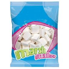 Marshmallow Bianchi A Cubetto 1 Kg