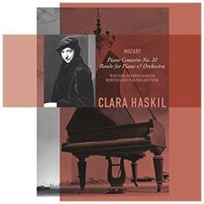 Clara Haskil - Piano Concerto No. 20