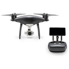 Drone Phantom 4 PRO+ Obsidian Edition Cam HD 4K 20 Megapixel con Gimbal 3 Assi, GPS Radiocomando Dedicato