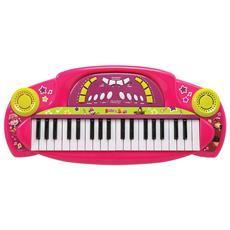 SMB7600510200 Masha Tastiera, con 20 basi musicali e ritmi