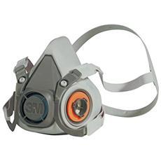 6200m Respiratore A Semimaschera Riutilizzabile, Taglia M.