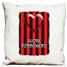 Cuscino Decorativo Rossoneri 1