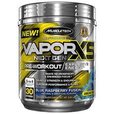 Vapor X5 Next Gen Pre-workout 30 Servings - Fruit Punch