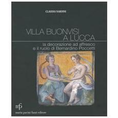 Villa Buonvisi a Lucca. La decorazione ad affresco e il ruolo di Bernardino Poccetti