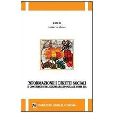 Informazione e diritti sociali. Il contributo del segretariato sociale come Lea